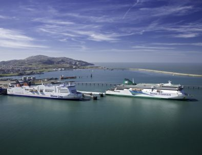 Holyhead Port - Isle of Anglesey