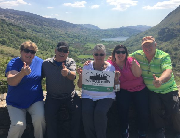 On tour with Boutique Tours of Wales – Snowdonia National Park Tour
