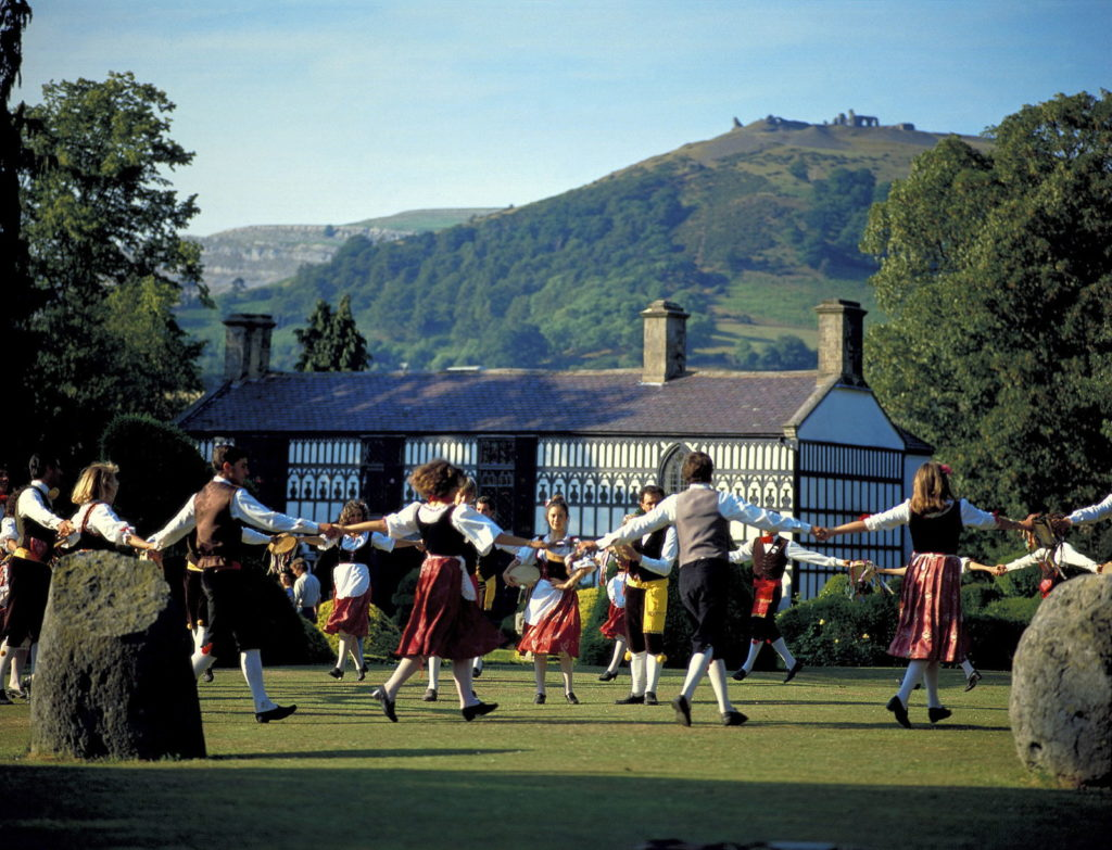 Llangollen International music