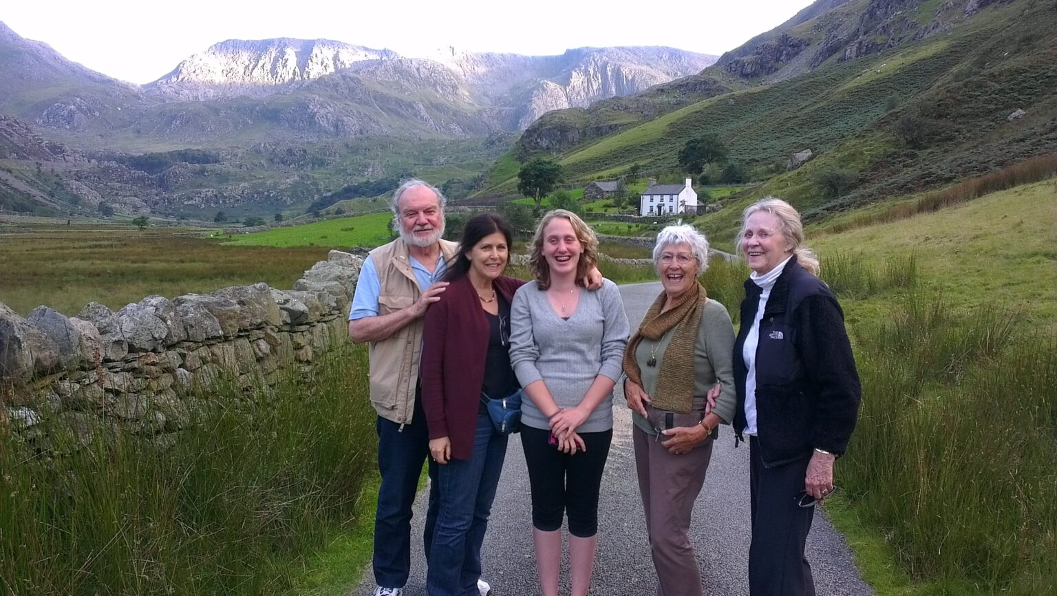 Touring without the crowds in Snowdonia