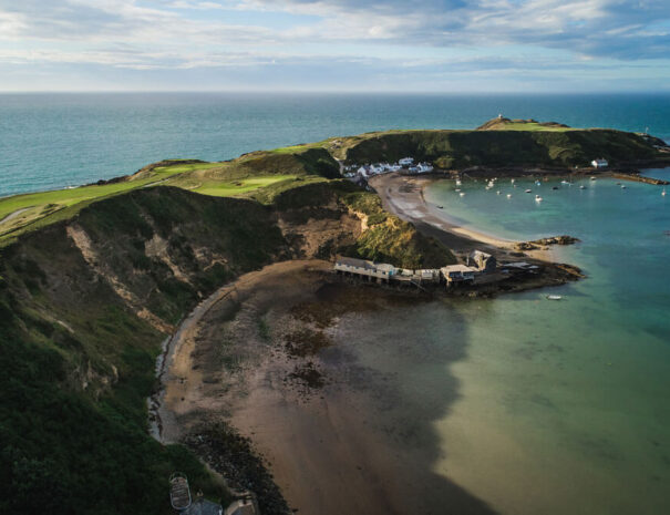 The Llyn Peninsula with one of the top 10 beach bars in the world!