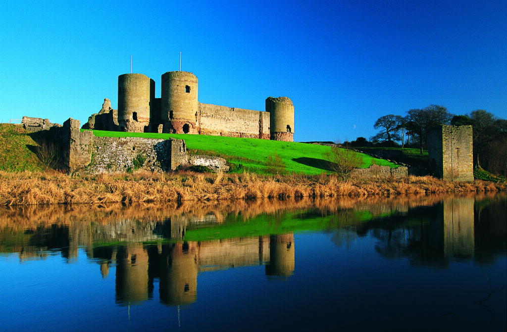 Rhuddlan Castle - North Wales Castle Tour with Boutique Tours of Wales