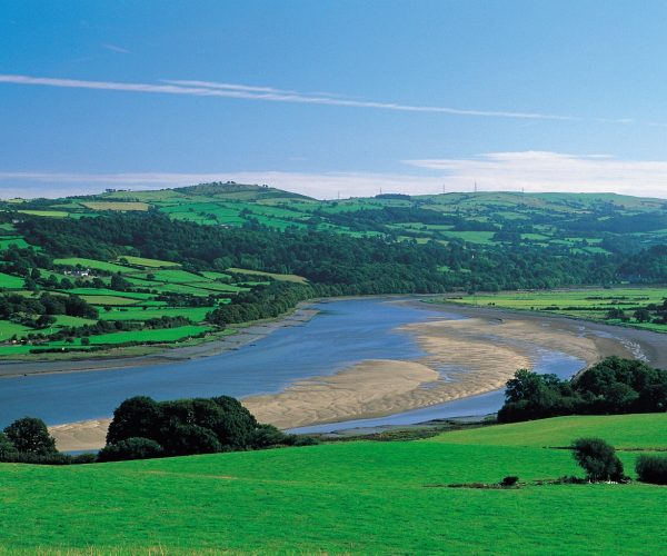 The stunning Conwy Valley