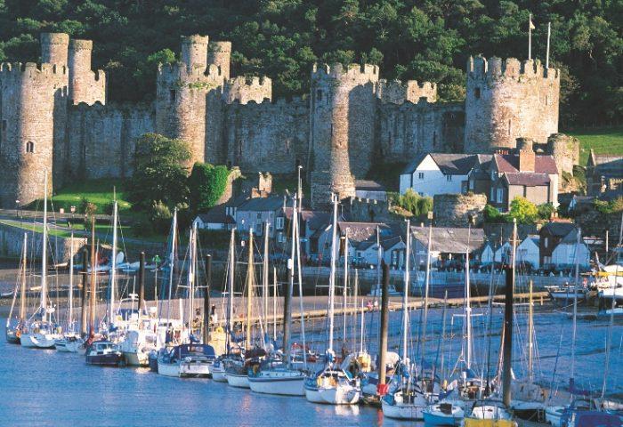 Conwy UNESCO Castle