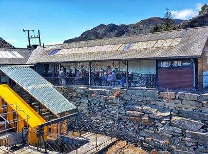 Slate Mine – Cultural Tour of Wales