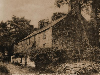 Visit an 18th century Welsh Farmhouse