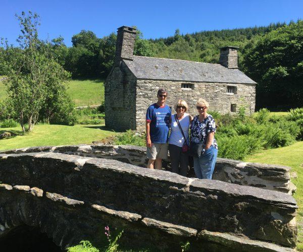The 16th century Welsh Farmhouse