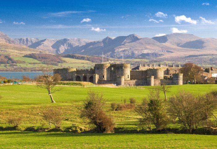 Unesco Medieval Castle Tour of North Wales